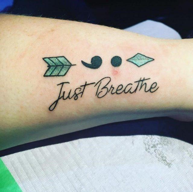 Semicolon Tattoo 60 765×761