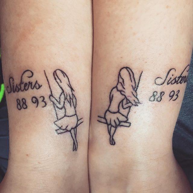 Sister Tattoos  9