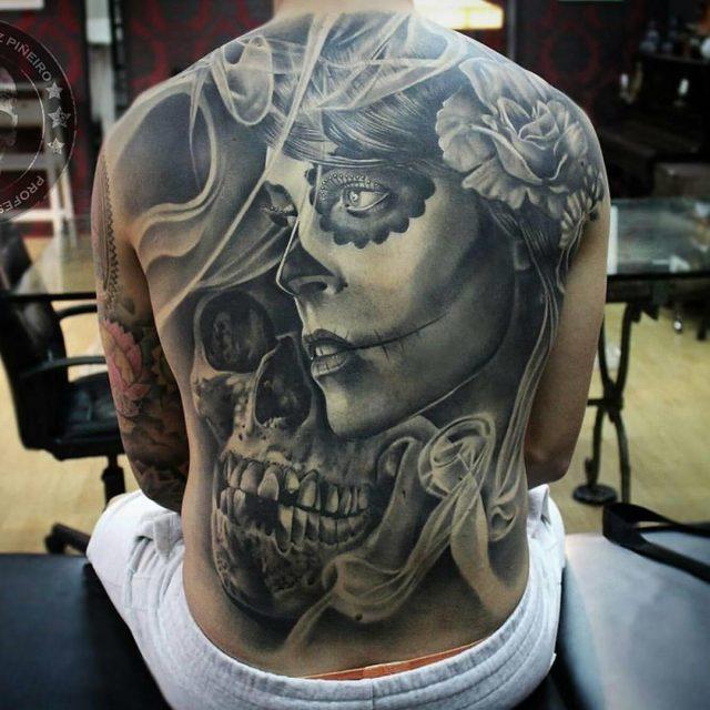 Skull Tattoo  19
