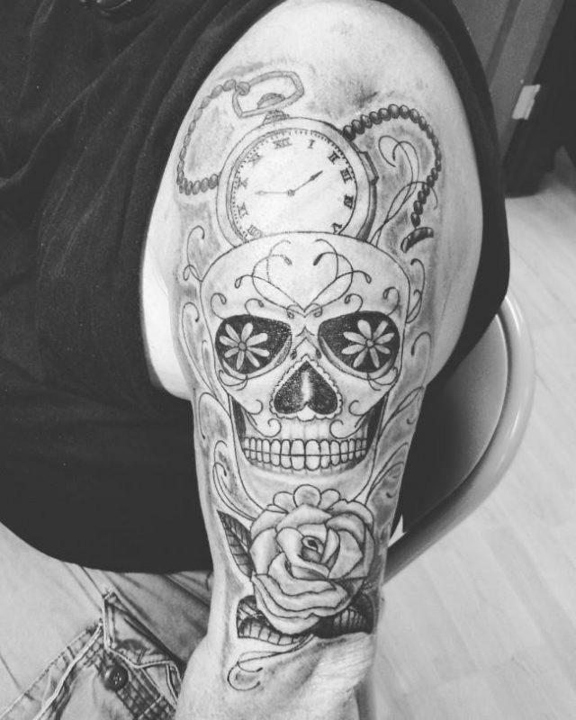 Skull Tattoos 1 650×813
