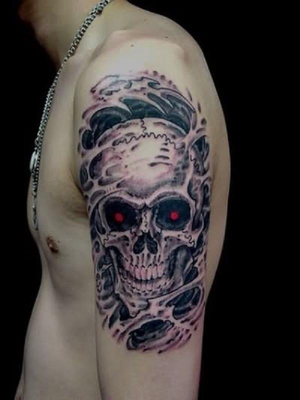 Skull Tattoos 79