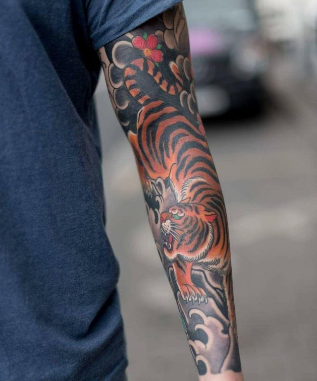 Sleeve Tattoos The Ink Factory 2