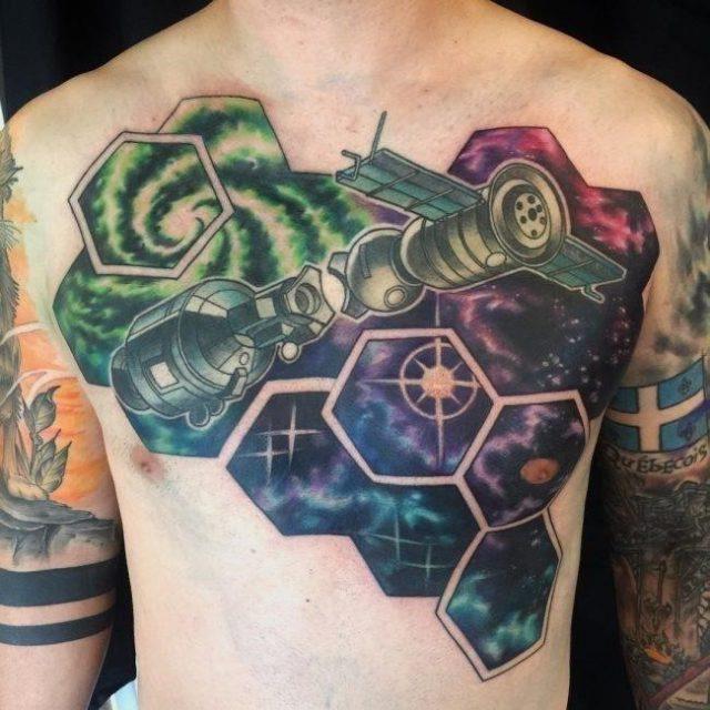 Space Tattoo 80 650×650