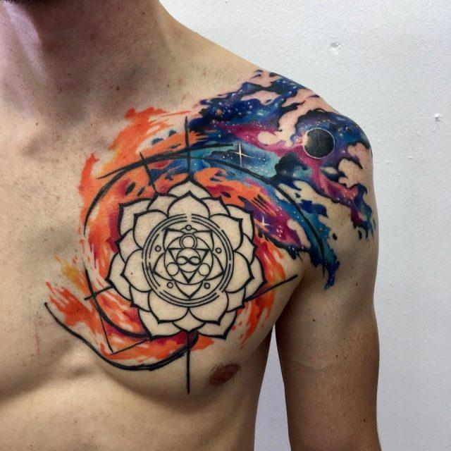 Space Tattoo  1