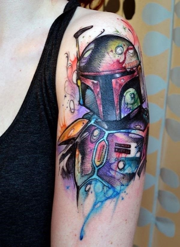 Star Wars Tattoos Designs 13