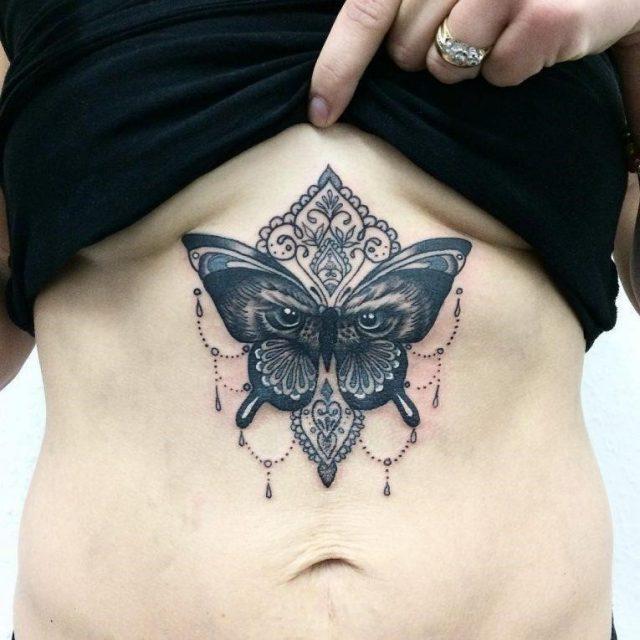 Sternum Tattoo 75 765×765