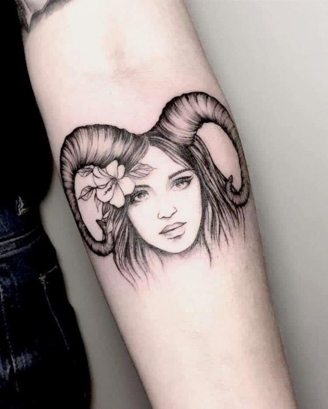 Stunning Aries Tattoos OurmindfulLife