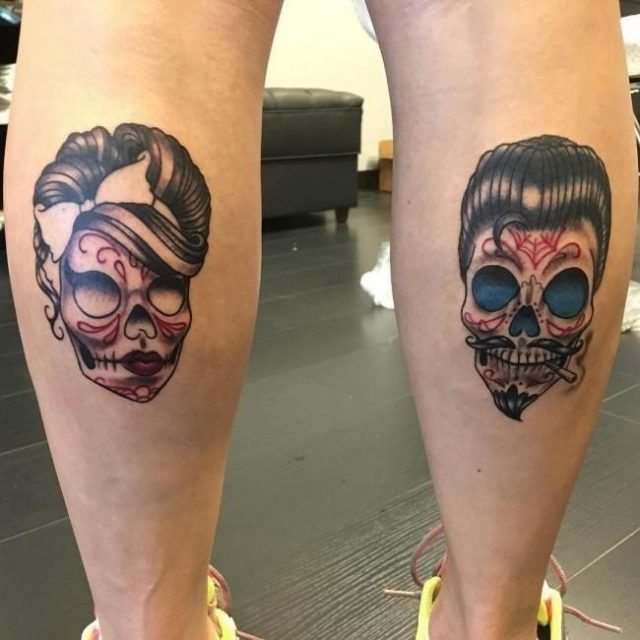 Sugar Skull Tattoos 3 650×650