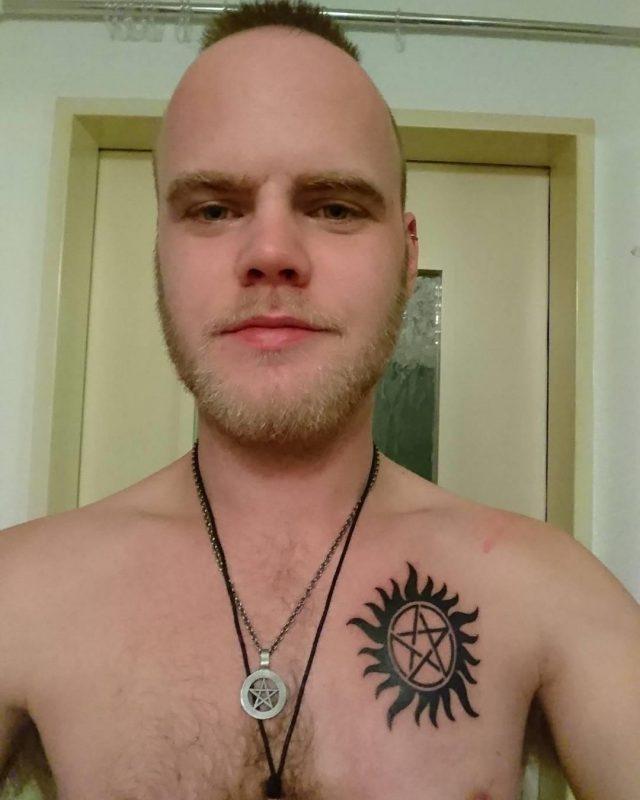 Supernatural Tattoo  4