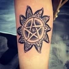 Supernatural Tattoos 18