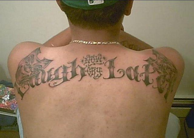 Tattoo Word Designs