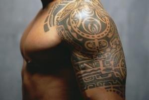 Tribal Warrior Tattoo1 300×202