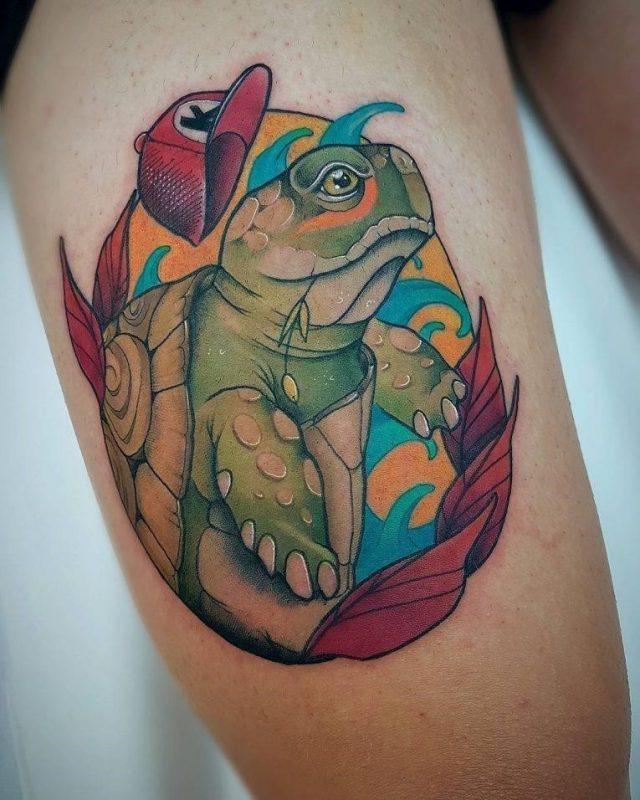 Turtle Tattoo 77 765×956