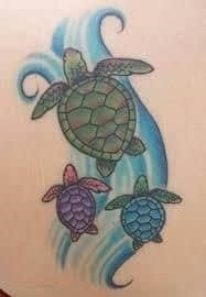 Turtle Tattoo Meaning 24