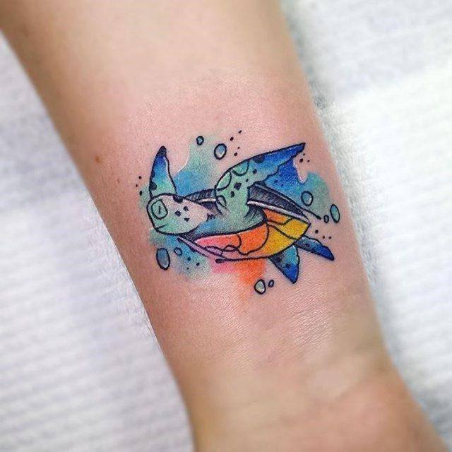 Turtle Tattoo  6