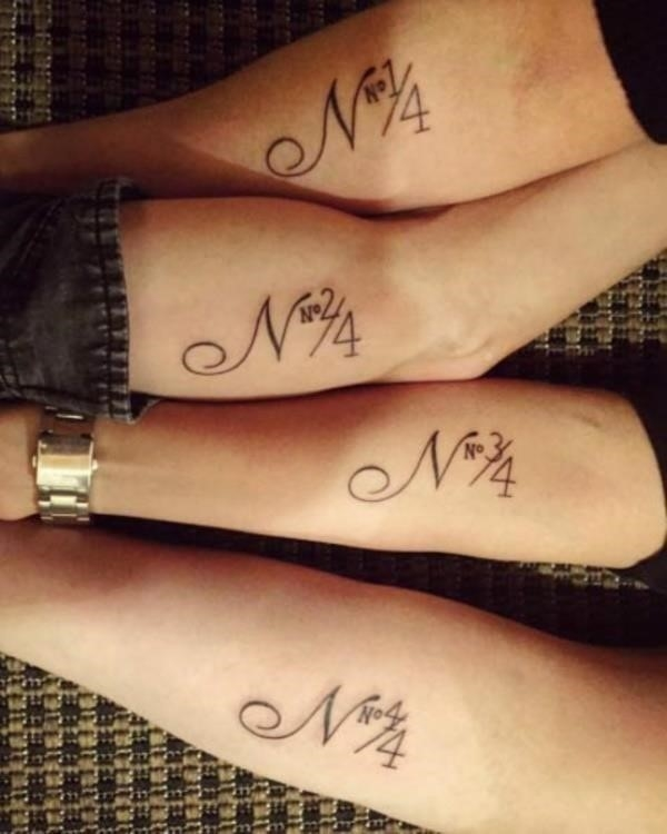 Unique Brother Sister Tattoos 41