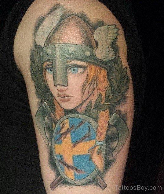 Viking Tattoo TB1248