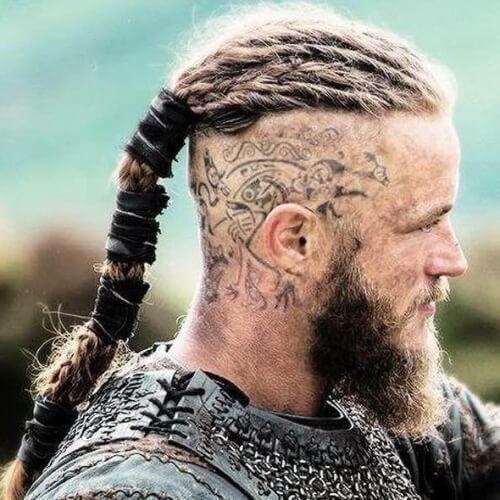 Viking tattoo temple ragnar grande