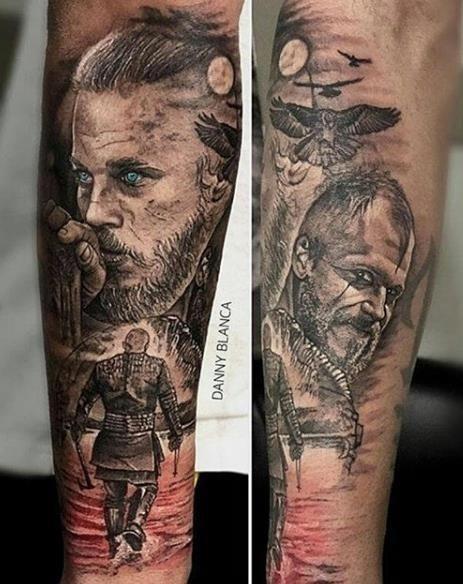 Vikings Tattoo 32