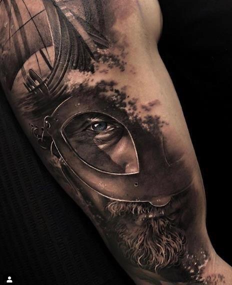 Vikings Tattoo 33
