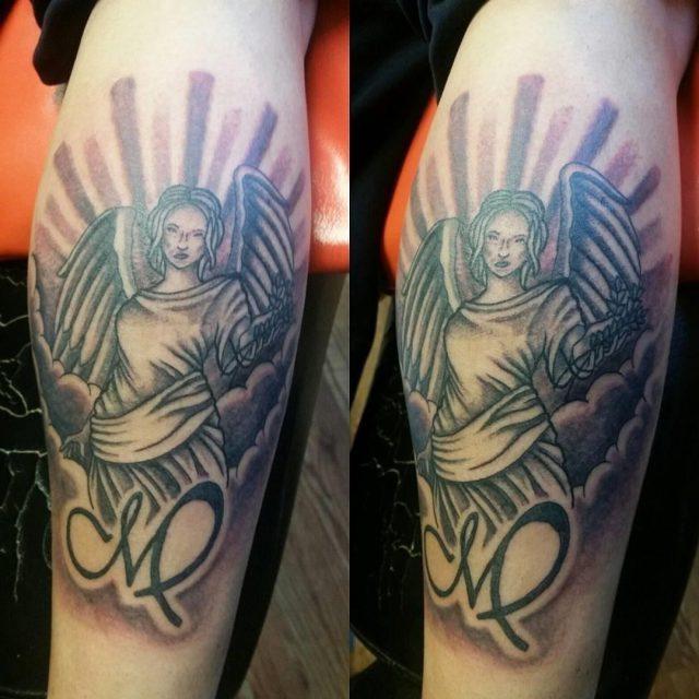 Virgo Tattoo  11