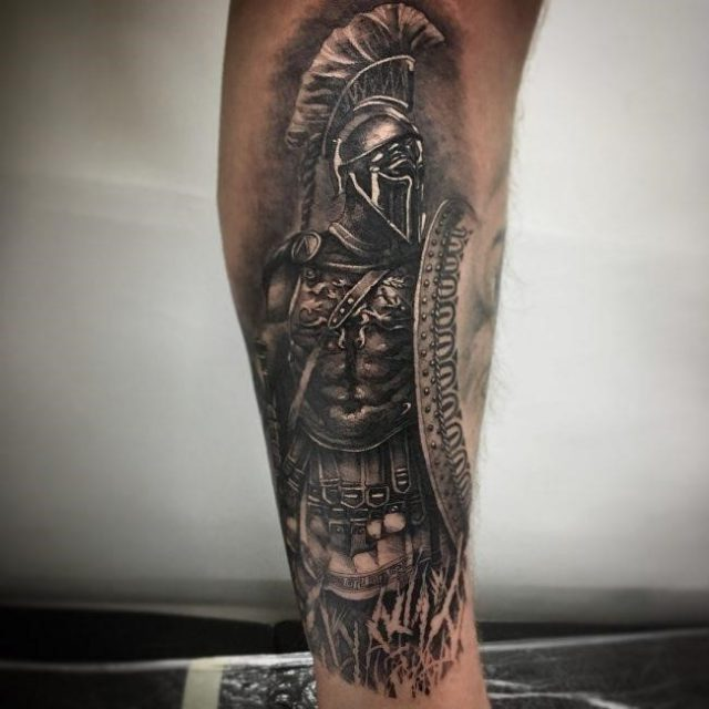 Warrior Tattoo 15 650×650