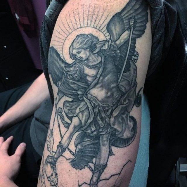 Warrior Tattoo 28 650×650