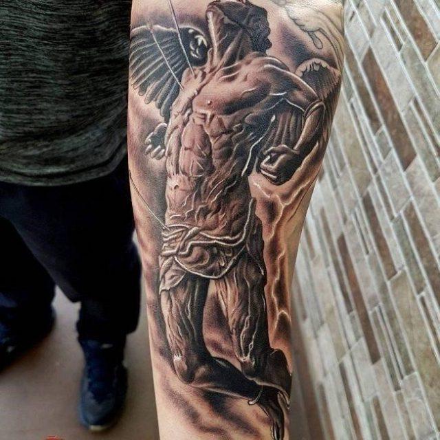 Warrior Tattoo 3 650×650