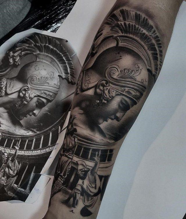Warrior Tattoo 66 1 765×901