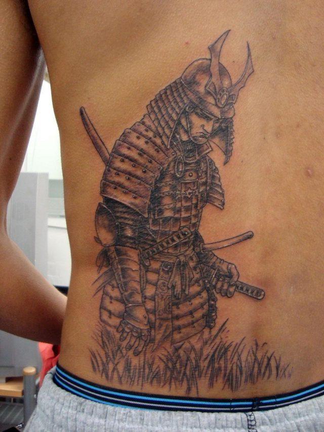 Warrior Tattoos Designs