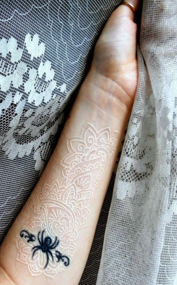 White Tattoos 12