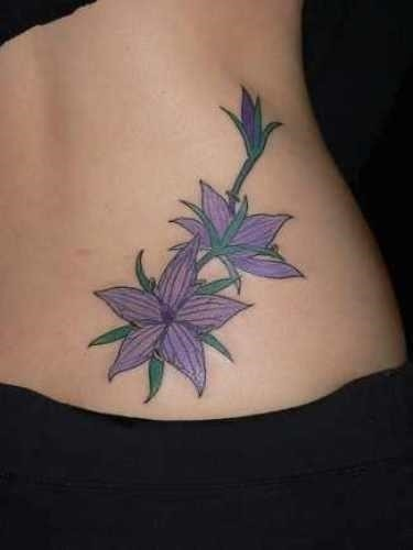 Women Side Tattoo Designs1