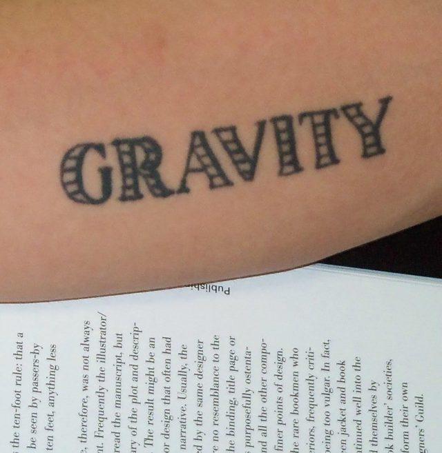 Word Tattoo Ideas