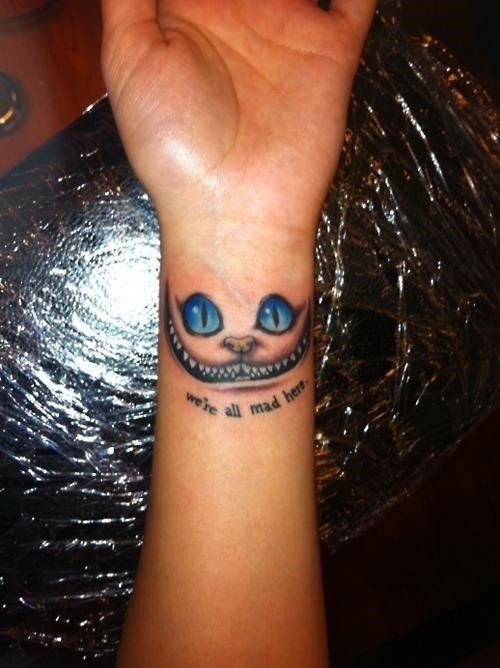 Wrist Tattoos Design 54