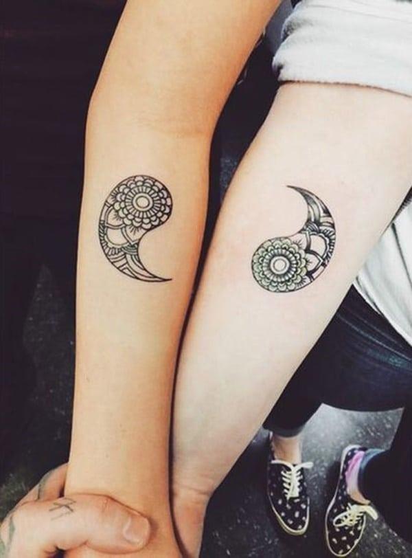 Yin Yang Tattoos 1