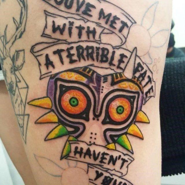 Zelda Tattoos  4 650×650
