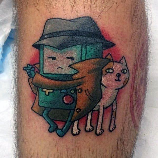 Adventure time guys tattoo ideas