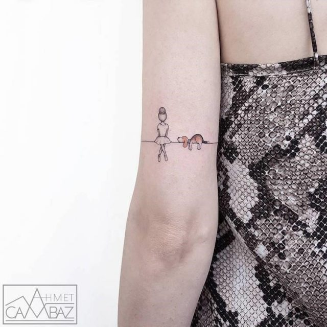 Ahmet cambaz cute small tattoos 12