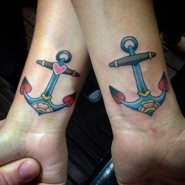 Anchor tattoo 9 650×650