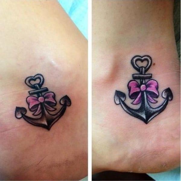 Anchor tattoo designs 59