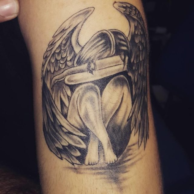 Angel tattoo 24