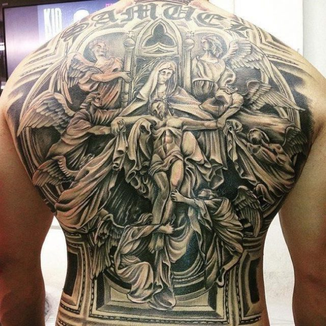 Angel tattoo  2 650×650