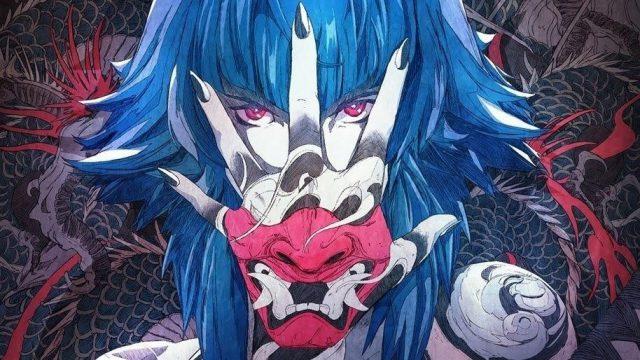 Anime girl tattoo uhdpaper