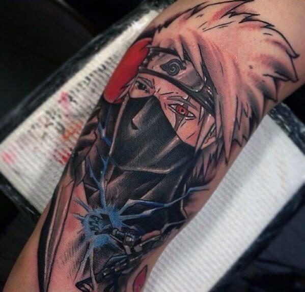 Anime tattoos 15