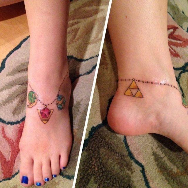 Ankle tattoo ideas03