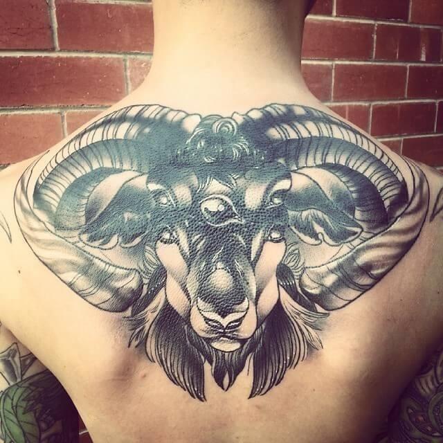 Aries tattoos 23
