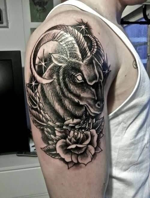 Aries tattoos 28