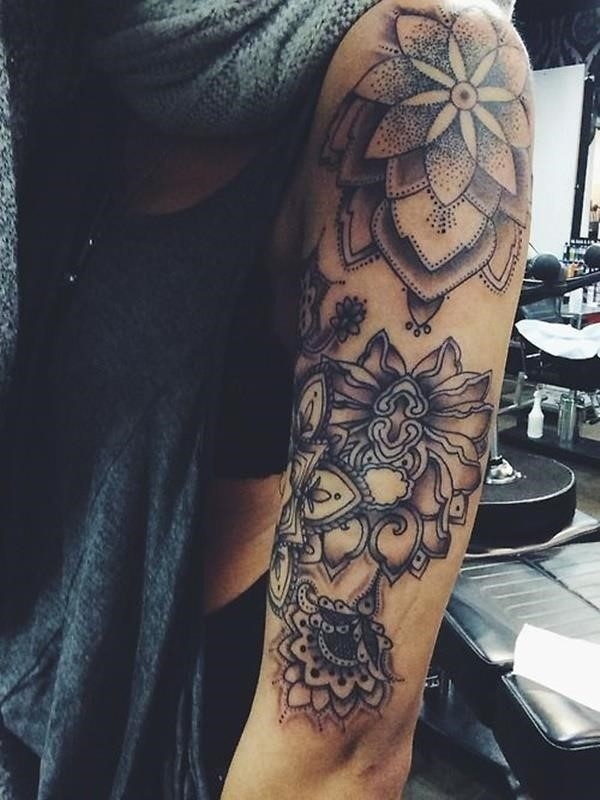 Arm tattoo designs for girls 18