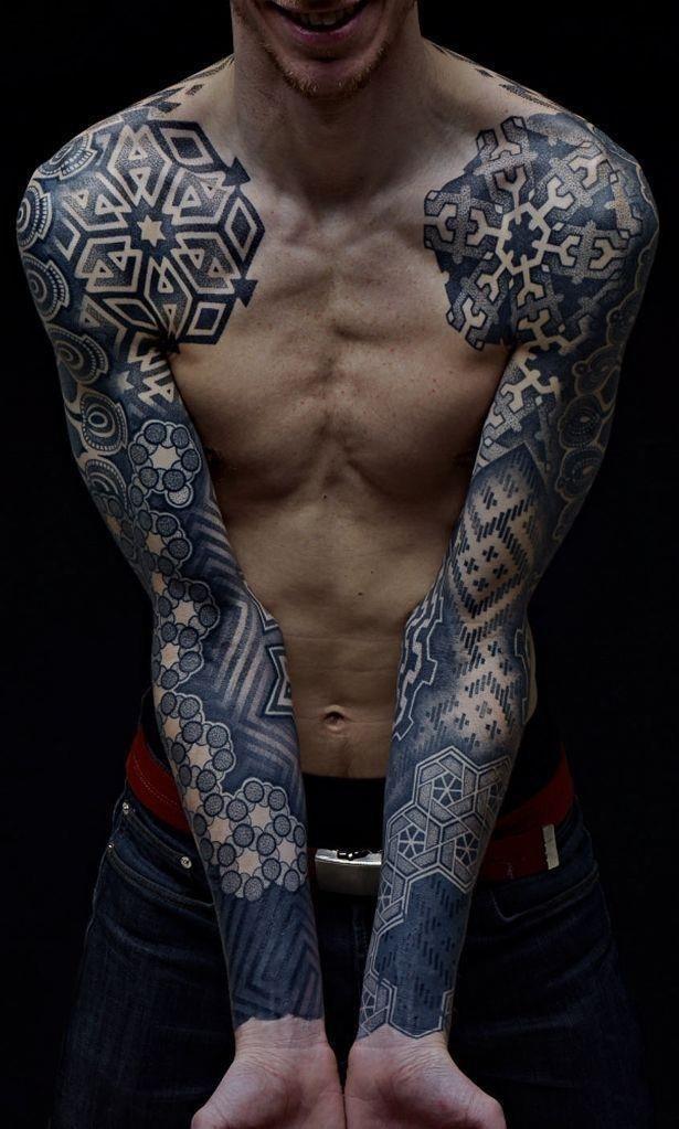 Arm tattoos for men 37