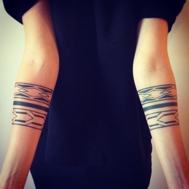 Armband tattoo 6